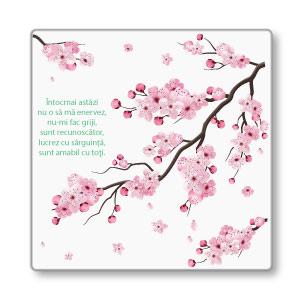 Gokai printat mătase formă pătrată